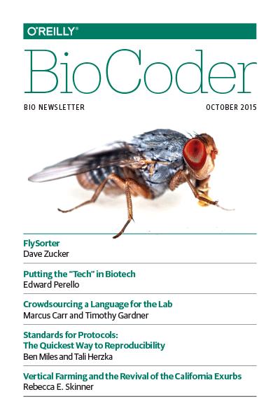 BioCoder Fall 2015 Cover