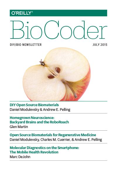 BioCoder Summer 2015 Cover