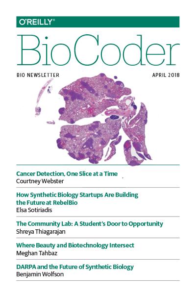BioCoder April 2018 Cover