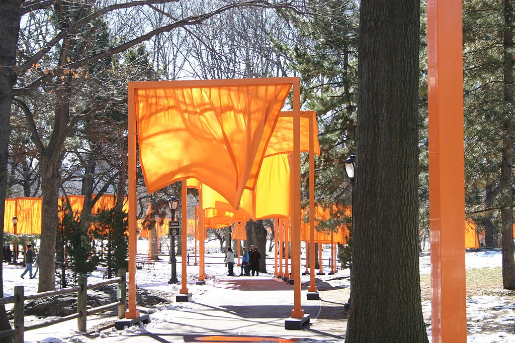 The Gates, Christo and Jean Claude