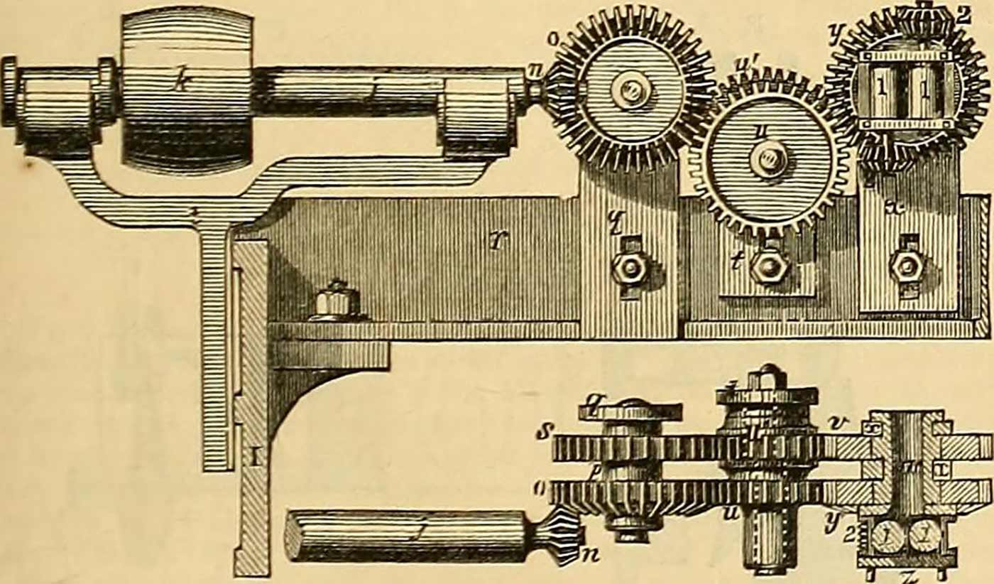 "Image from page 120 of ""The Practical mechanic's journal"" (1849)."