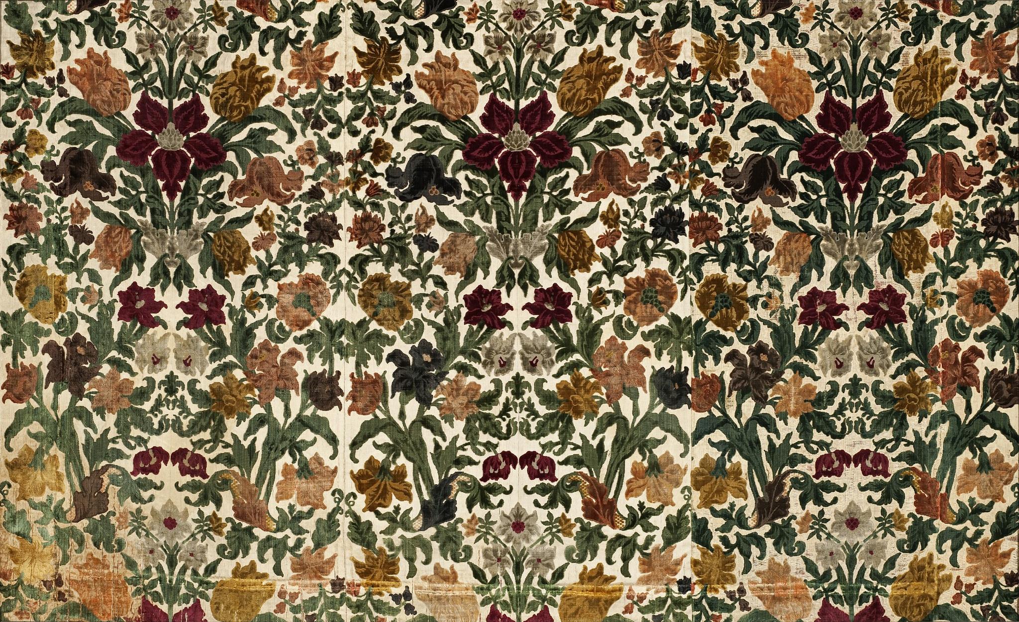 Furnishing Textile LACMA