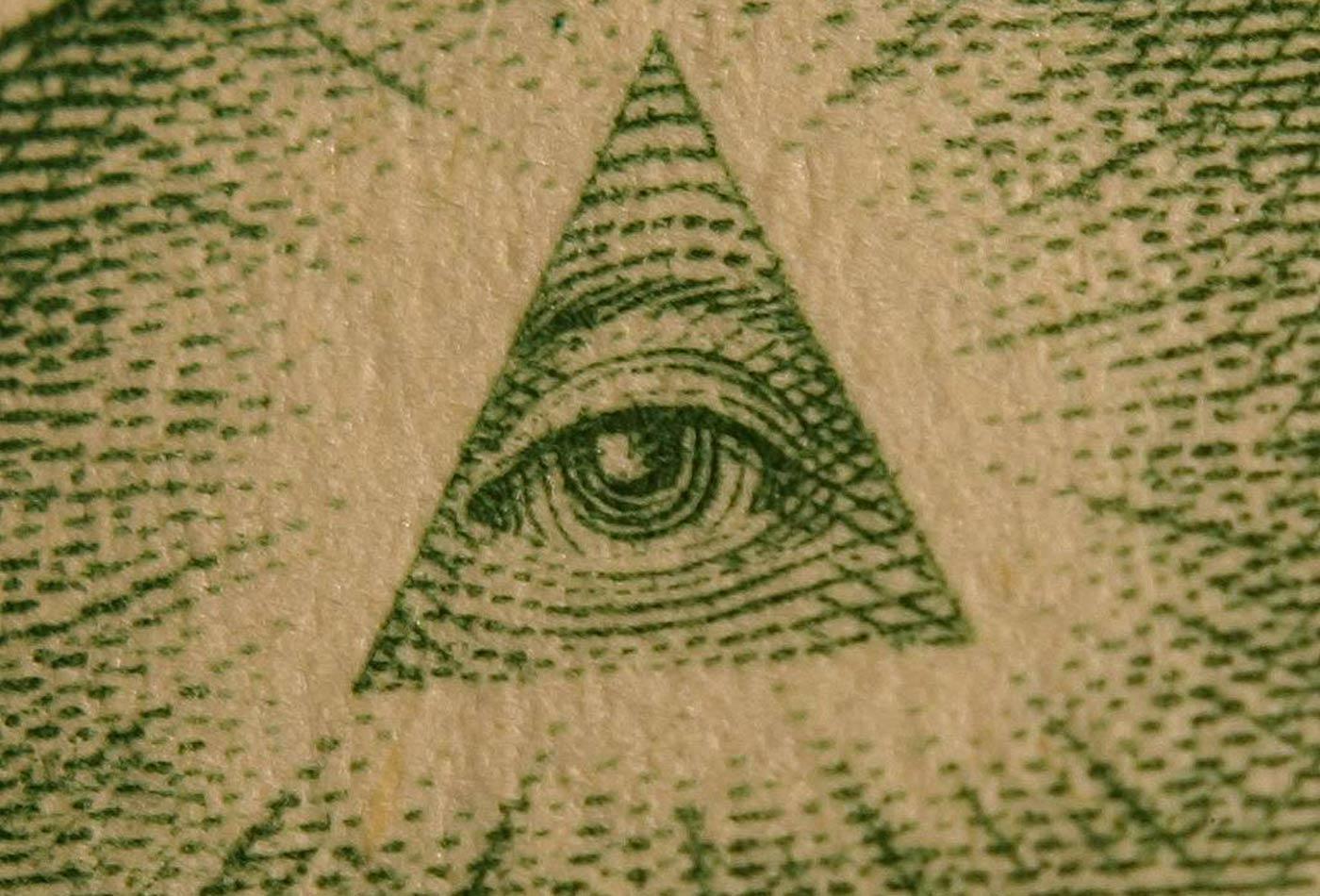 Eye of Providence.