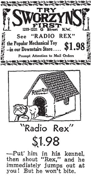 Radio Rex