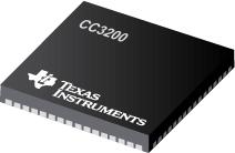 The CC3200 microcontroller (Photo courtesy Texas Instruments)
