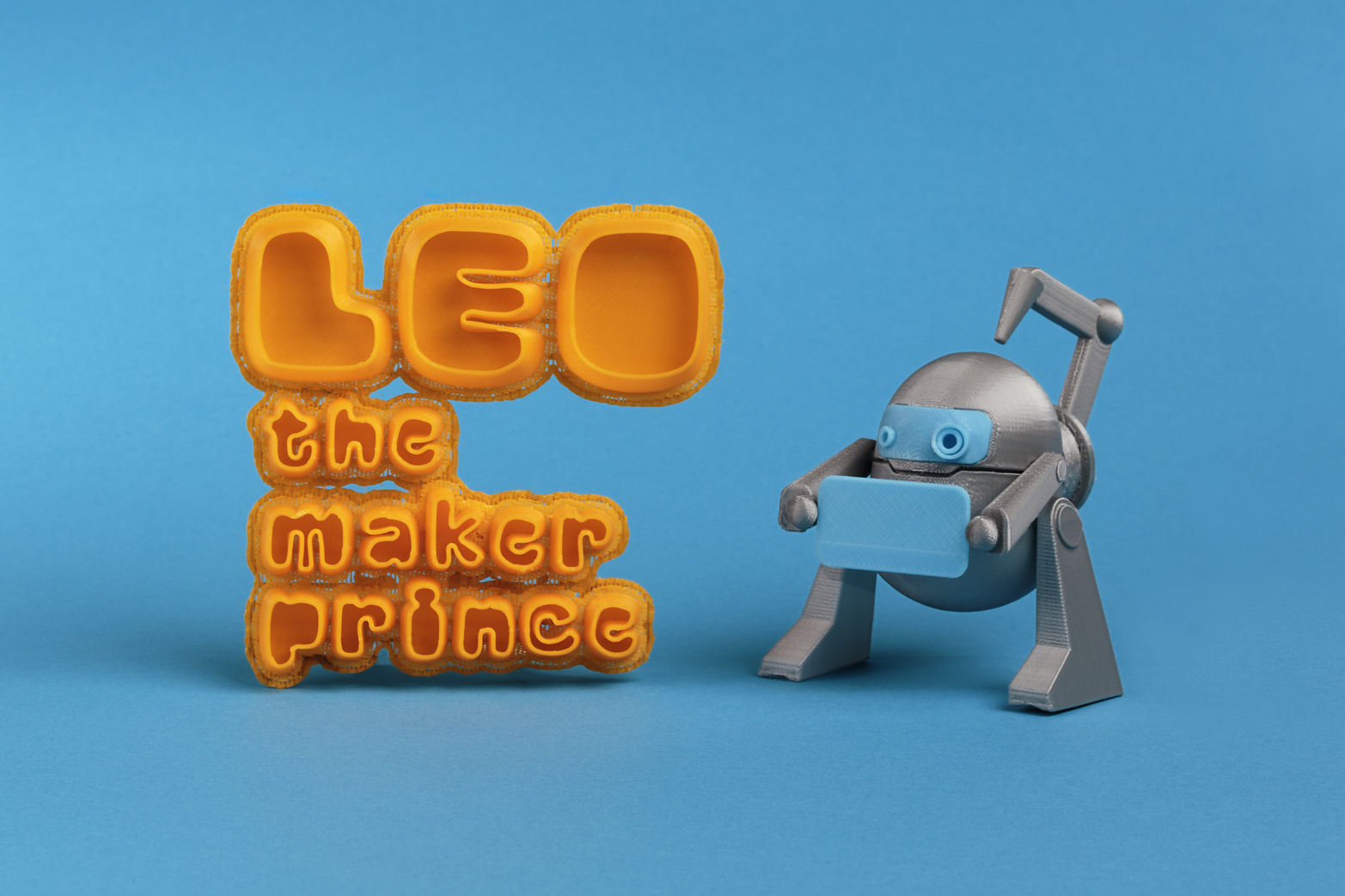 LEO, The Maker Prince (Photo courtesy Carla Diana)