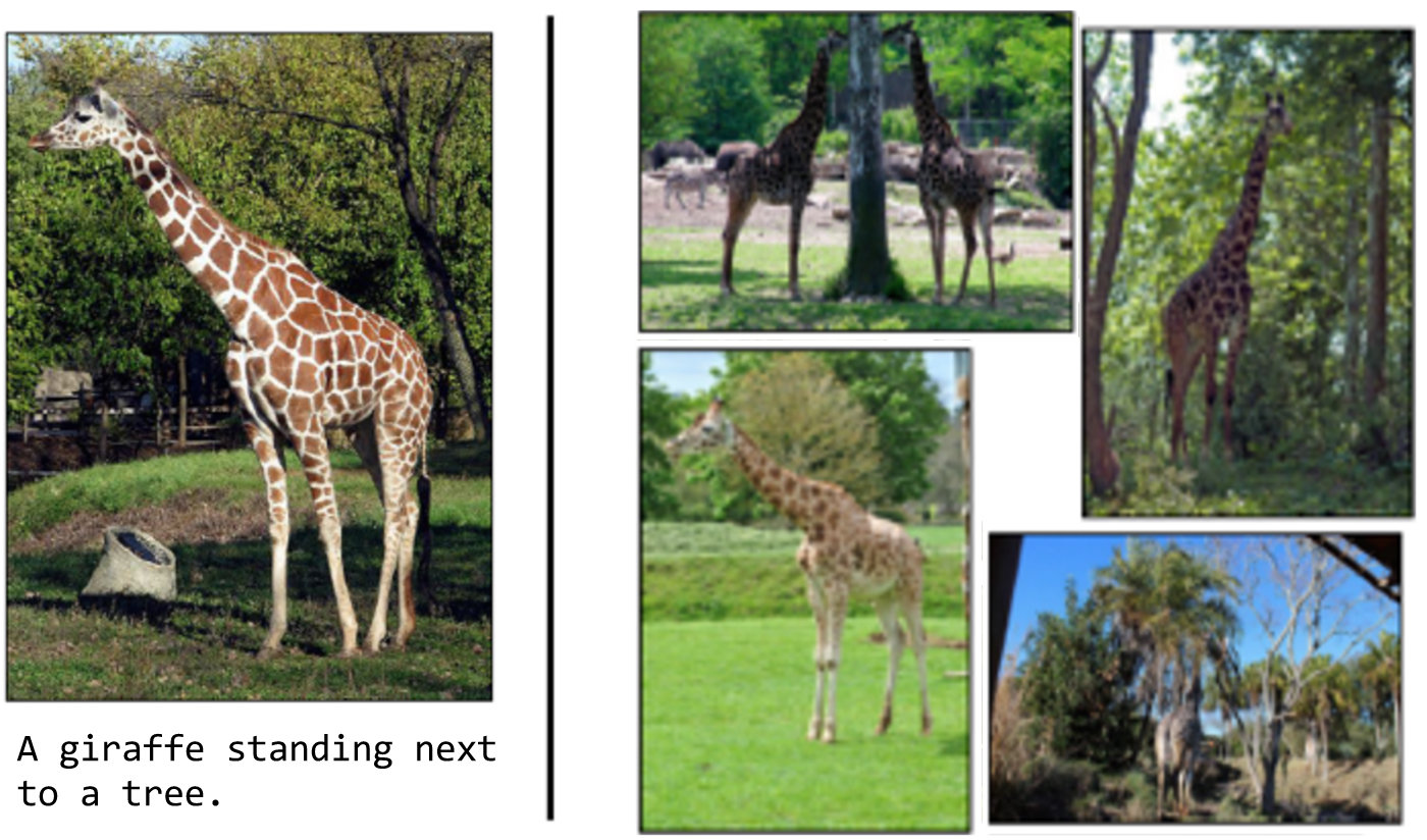image-caption pair