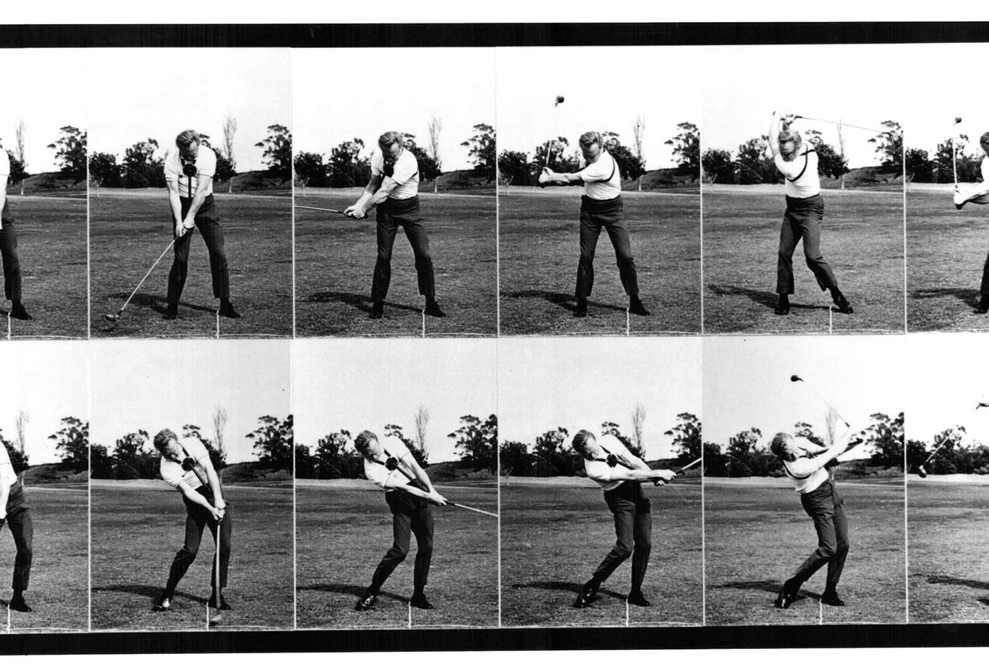Mike Austin Sequence.