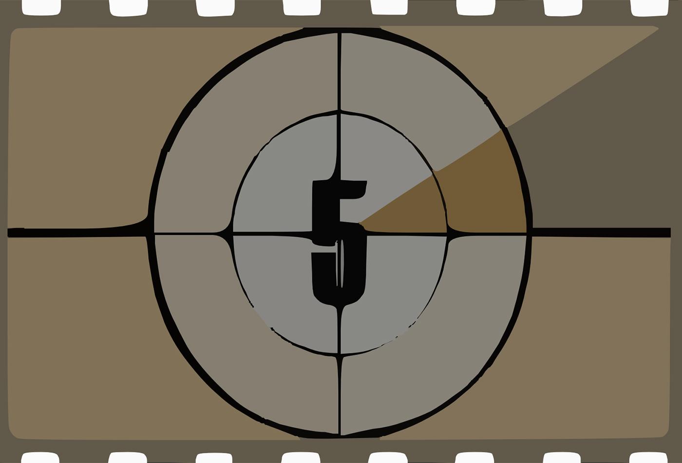 5 movie slide