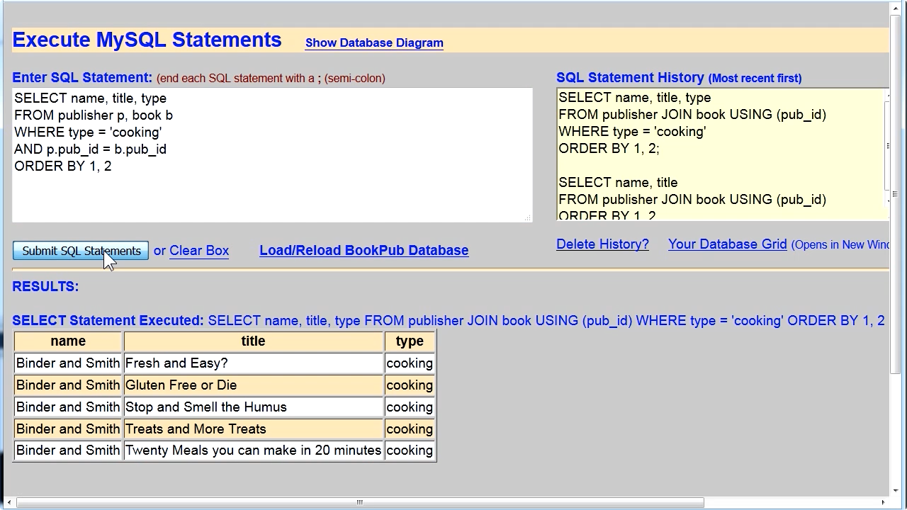 "Screen from ""What is the difference between explicit and implicit JOINs in MySQL?"""