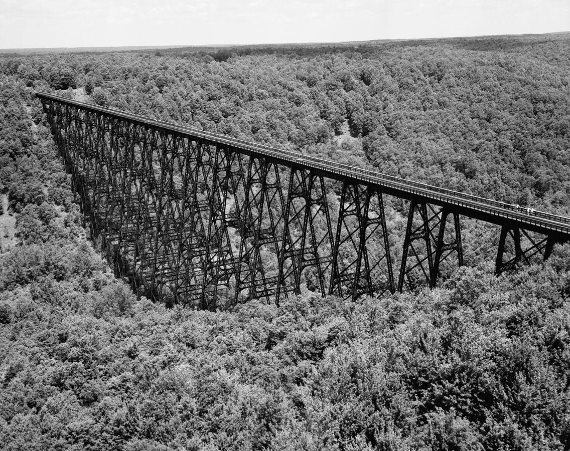 Aerial reconnaissance, IL, Erie Railway Survey