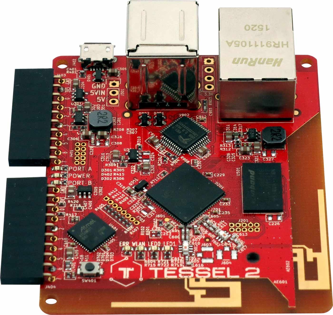 Tessel 2 out of the box