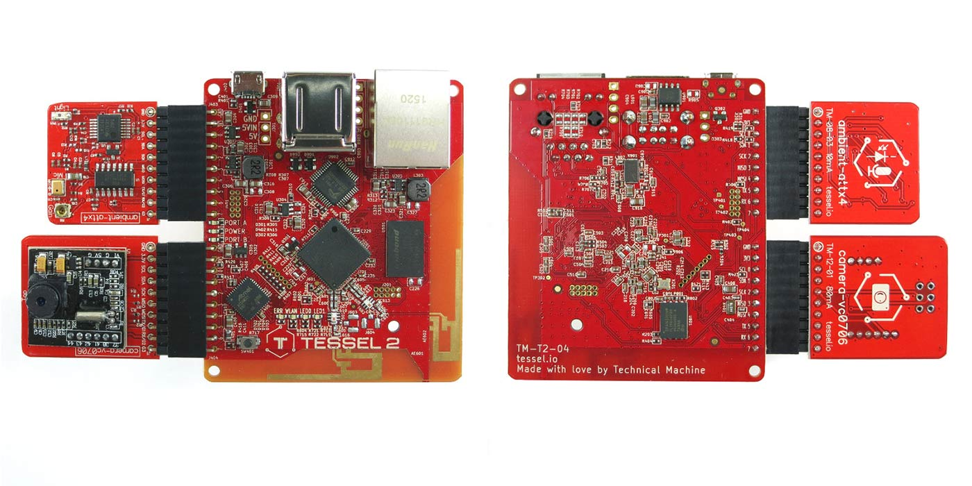 connecting modules to your T2