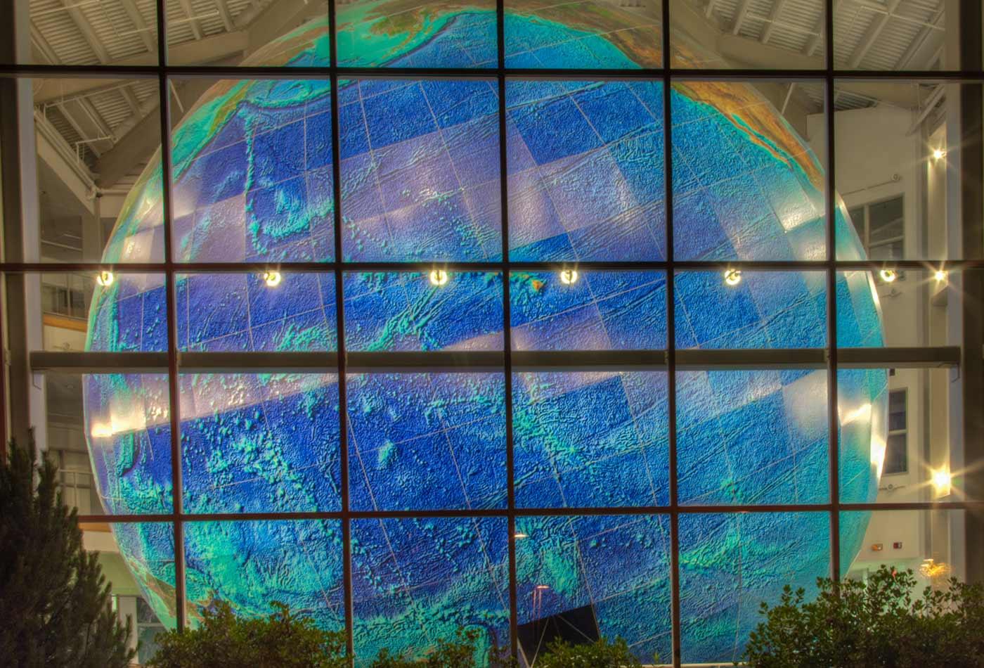 DeLorme Globe.