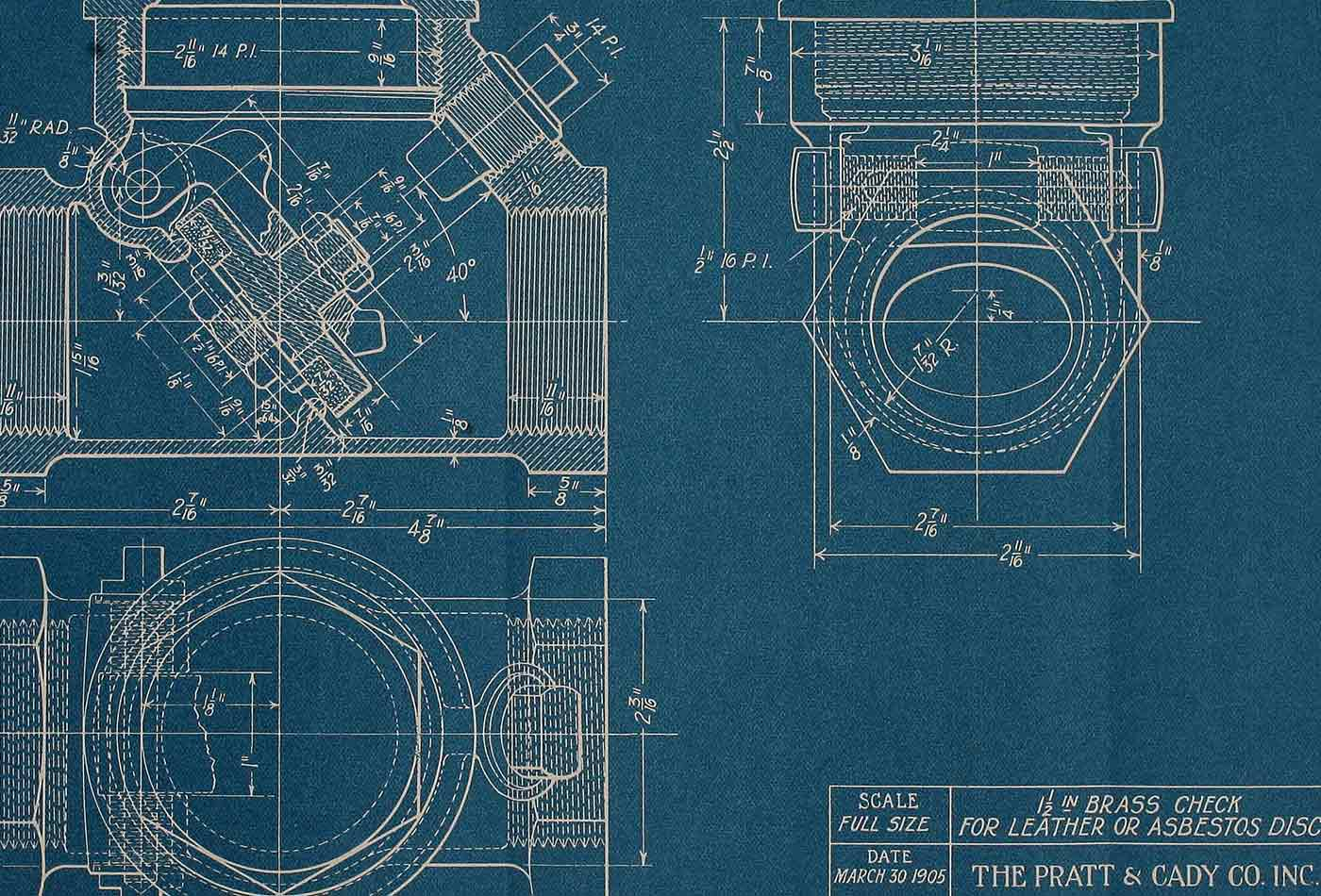 Blueprint reading, a practical manual of instruction
