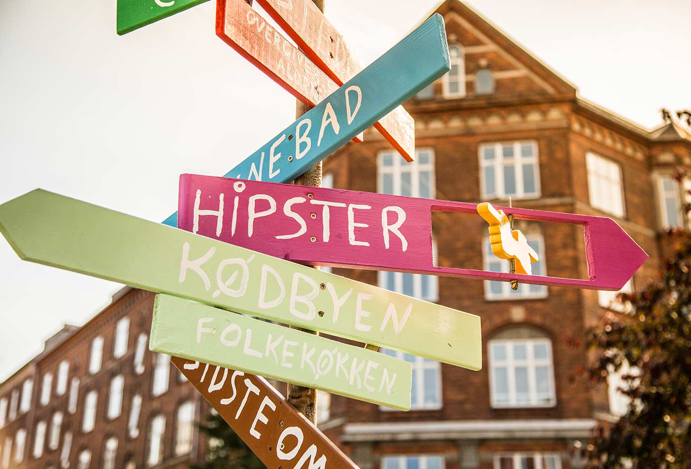 Hipster Pointer.