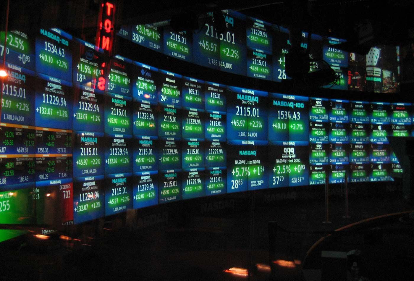 Times Square - NASDAQ