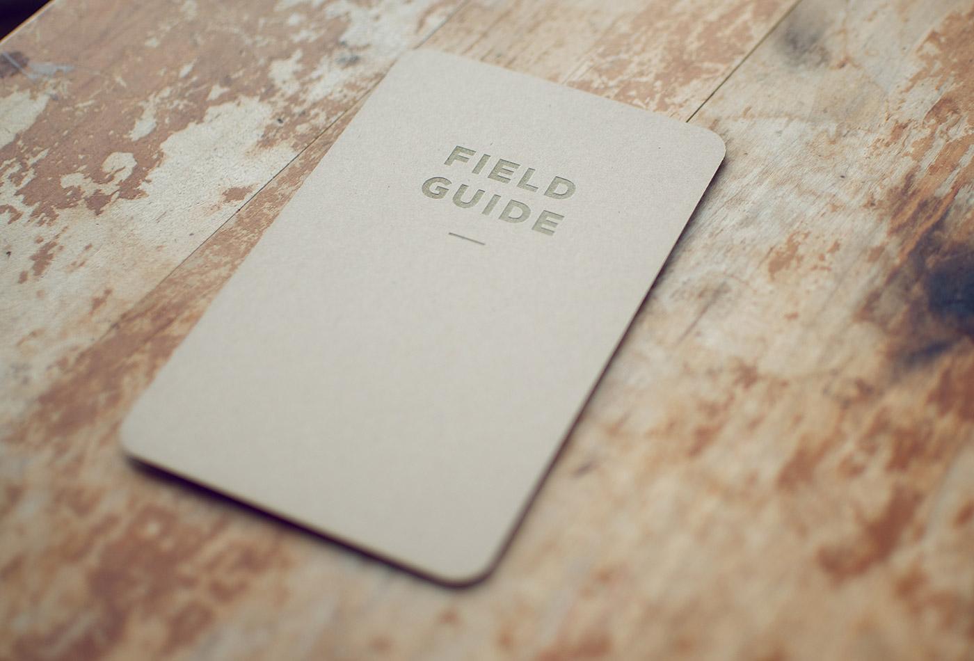 Field guide.