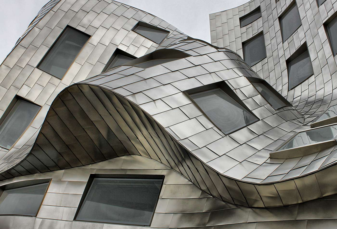 Gehry building.
