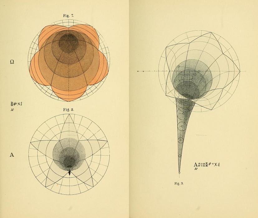 B.W. Betts' Geometrical Psychology