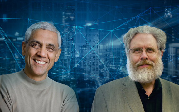Vinod Khosla, George Church