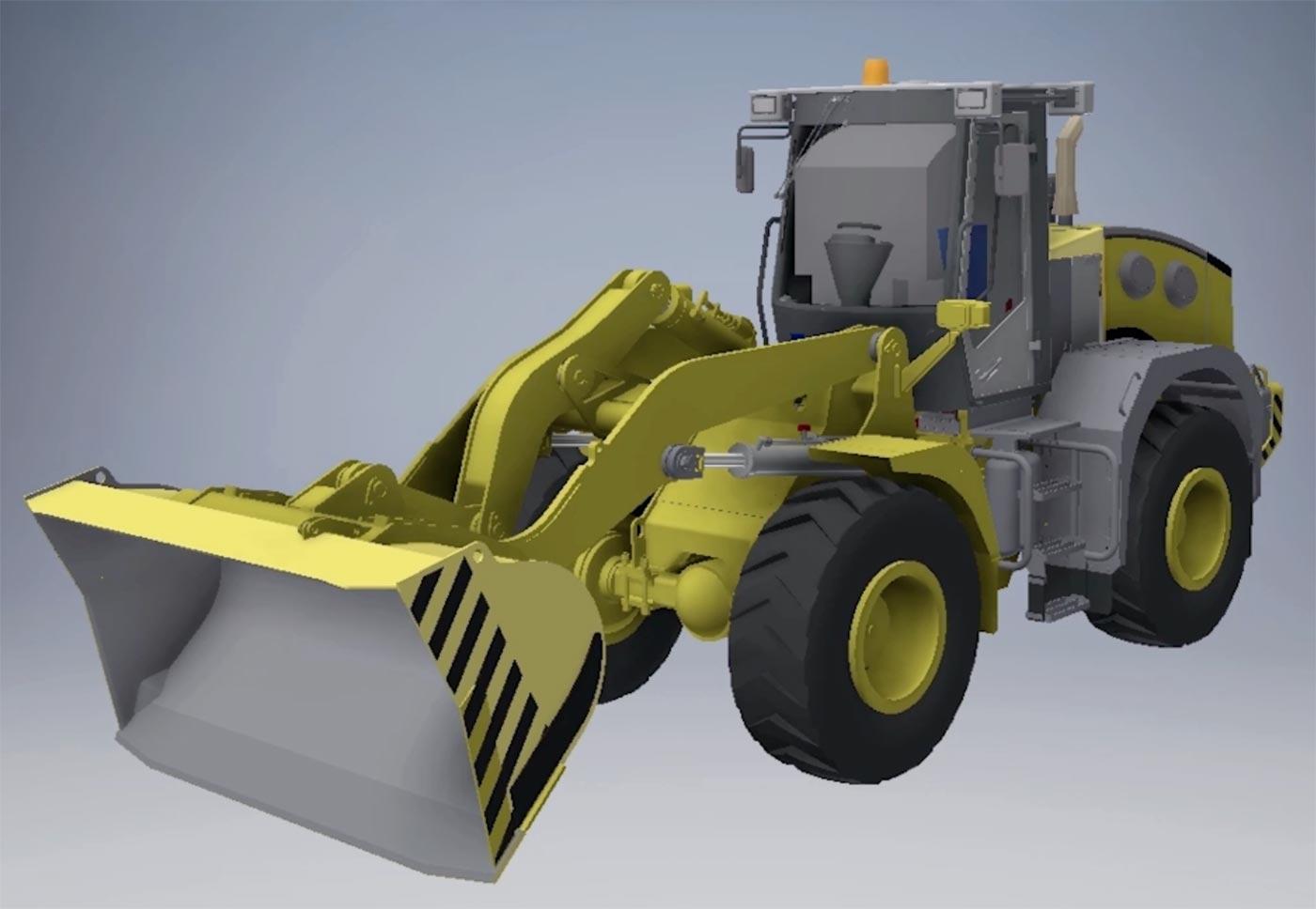 Autodesk Inventor screenshot