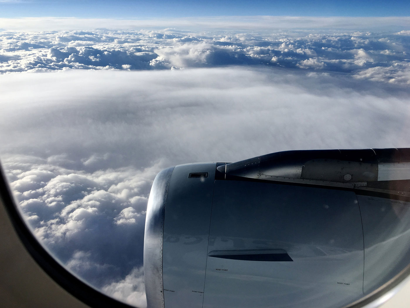 If You Are Not Awed By Clouds...