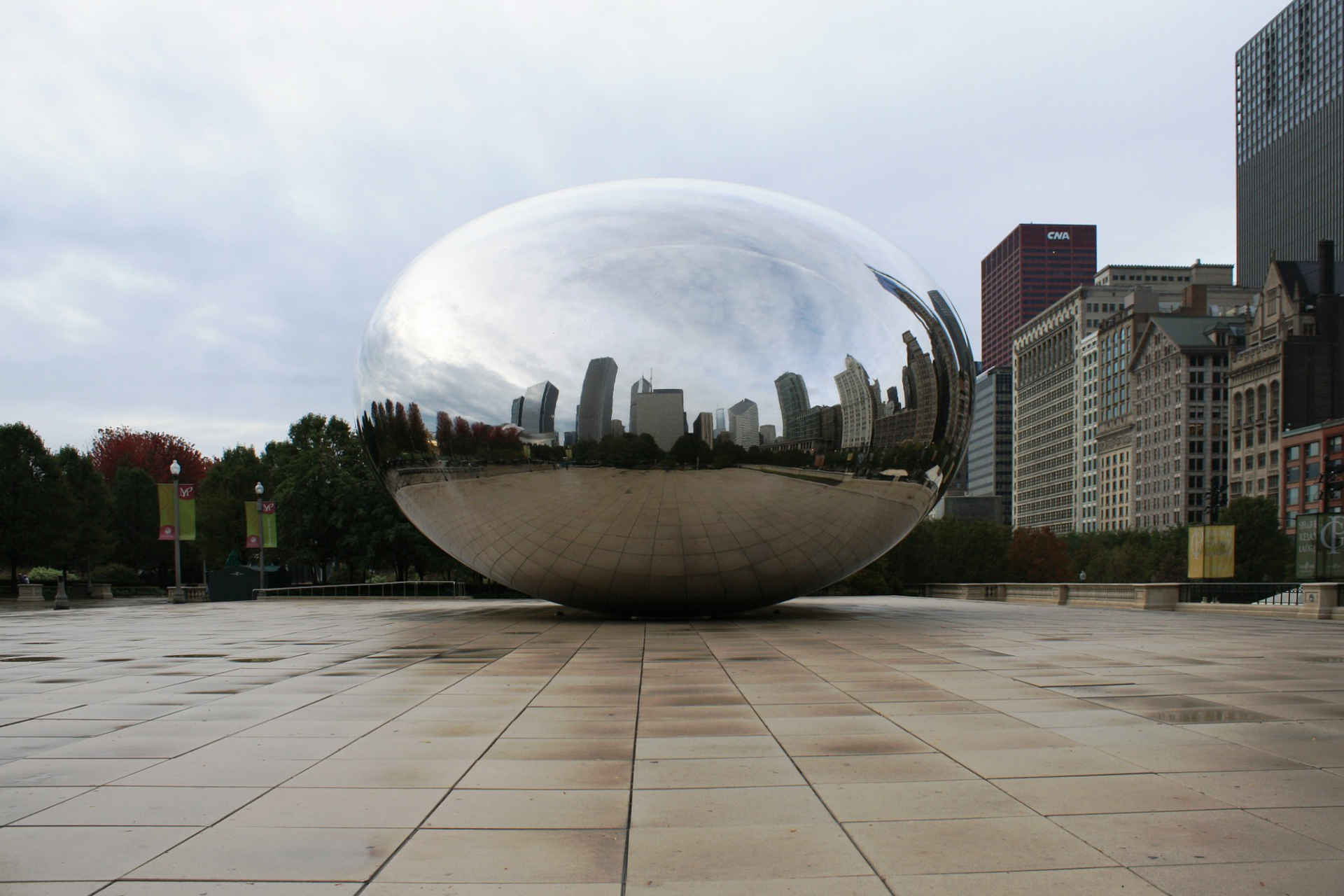 The Bean, Downtown Chicago