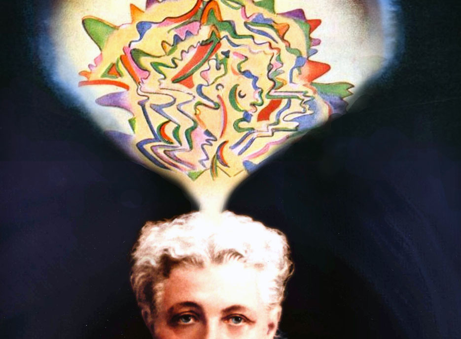 Thought-Forms (1901), Victorian Occultism and the Art of Synesthesia