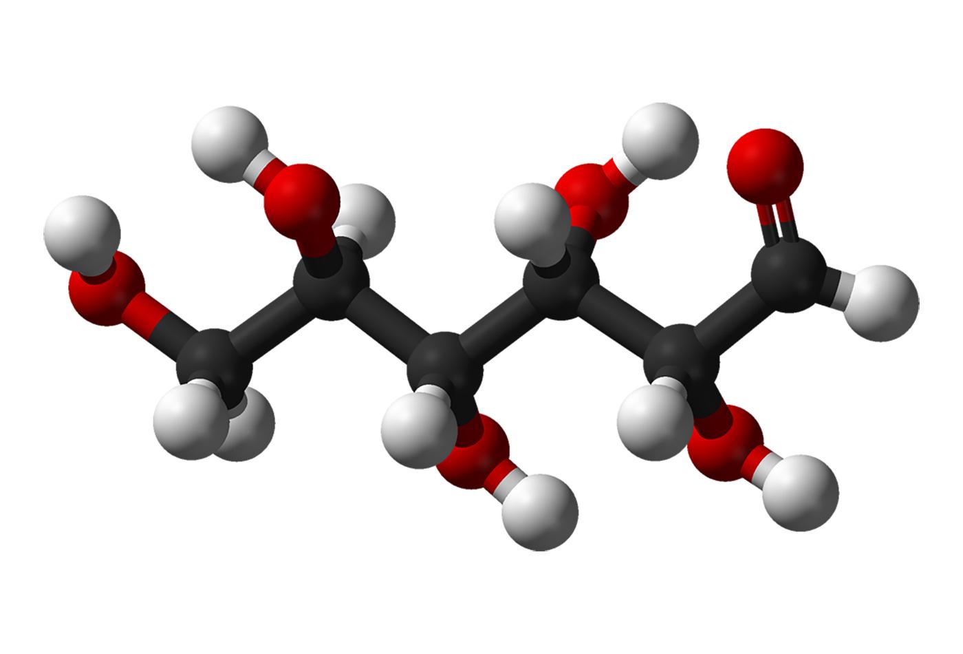 D-glucose chain