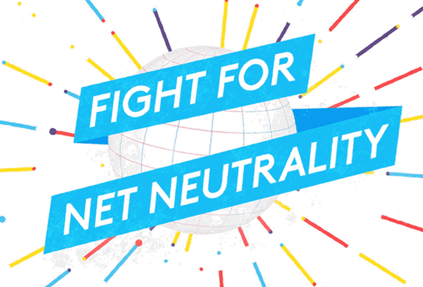 Join the fight for net neutrality.
