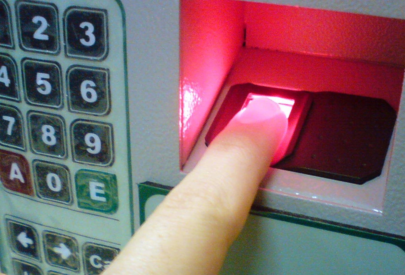 Fingerprint ID.