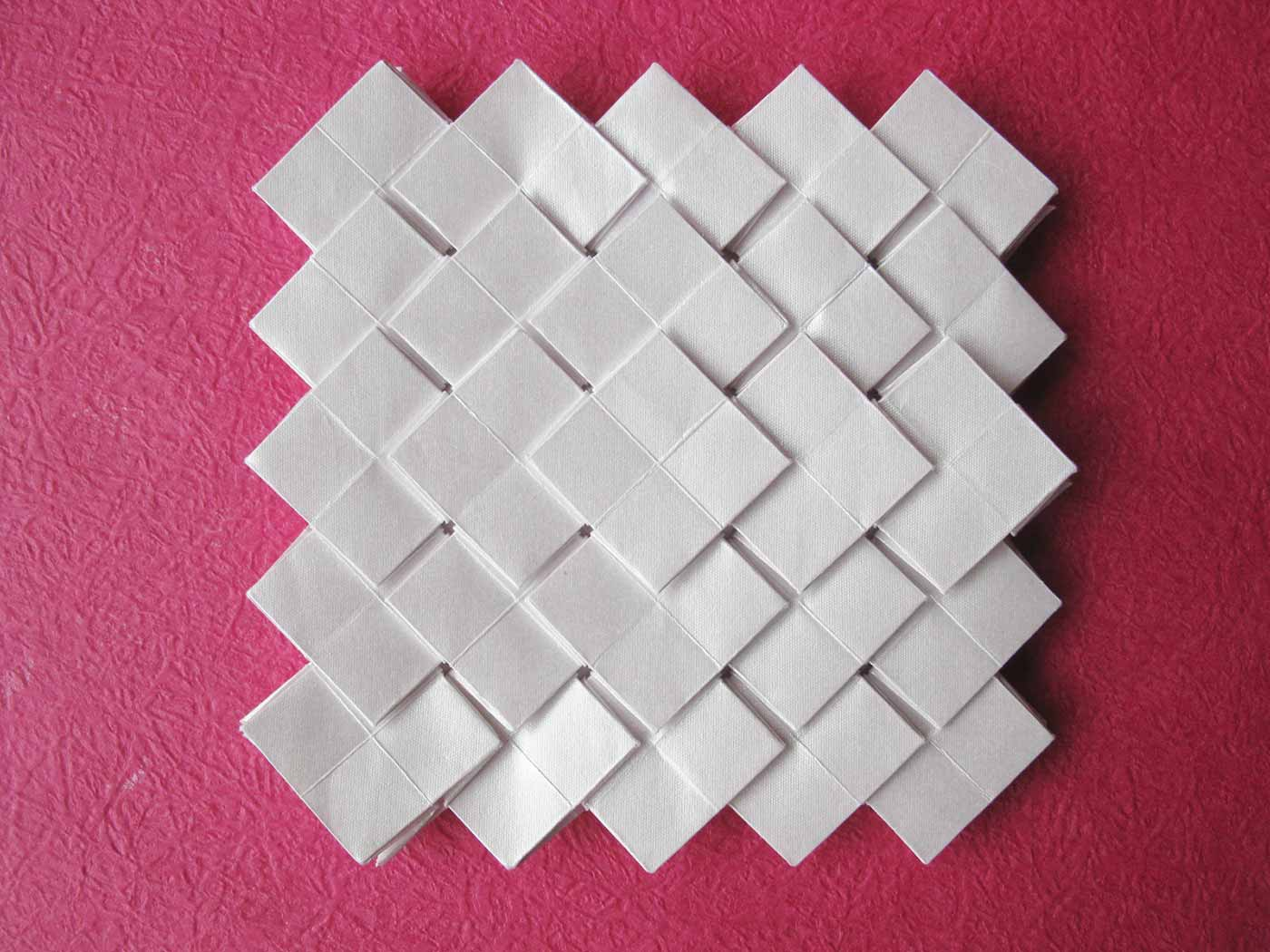 Shuzo Fujimoto's Clover Tessellation