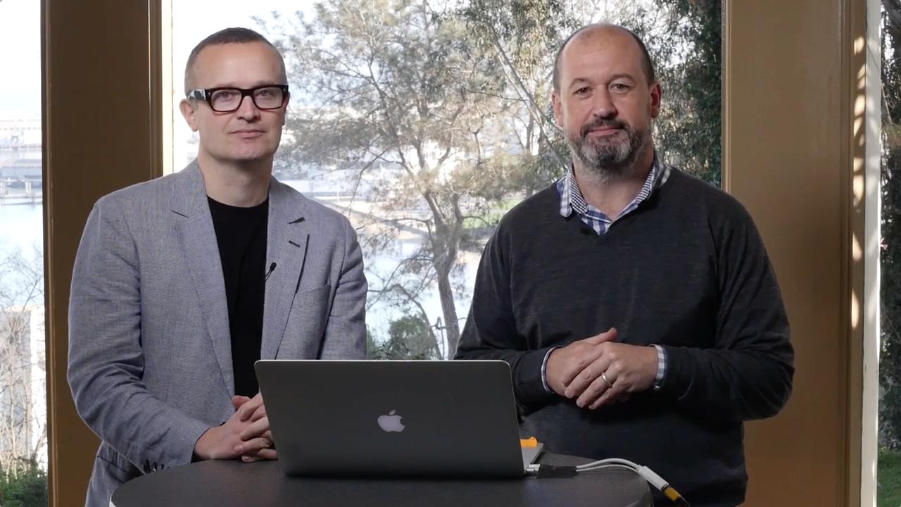 Design Principles for Digital Services - Ben Terrett and Mike Bracken