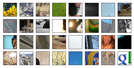 grid of images
