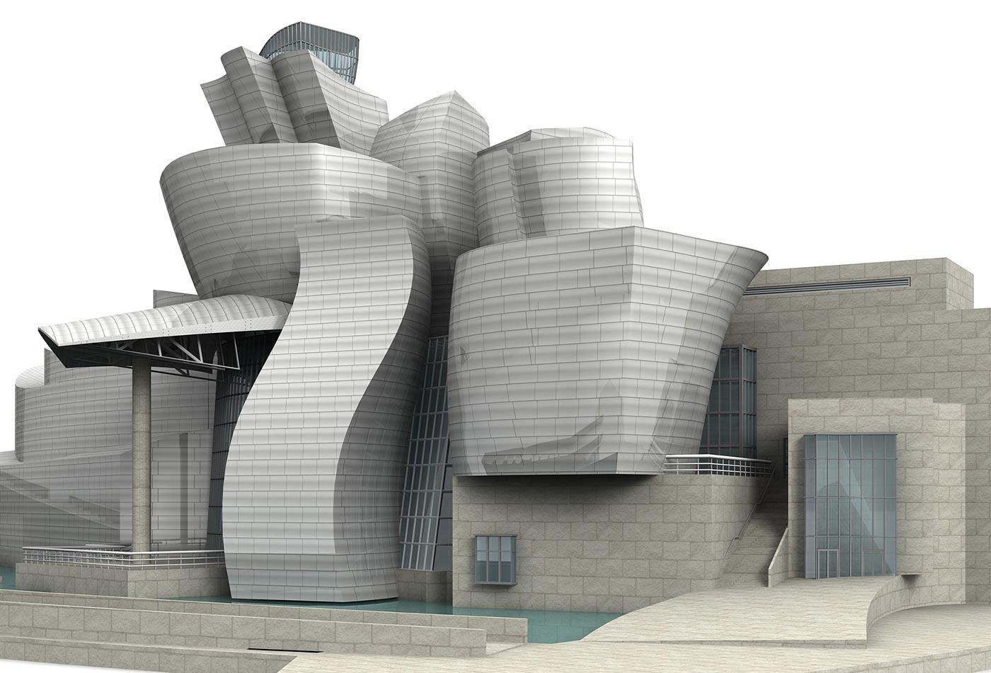 Guggenheim Museum, Bilbao.