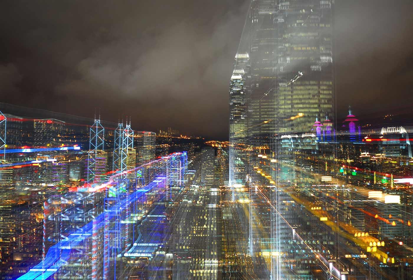 Hong Kong cityscape highlights