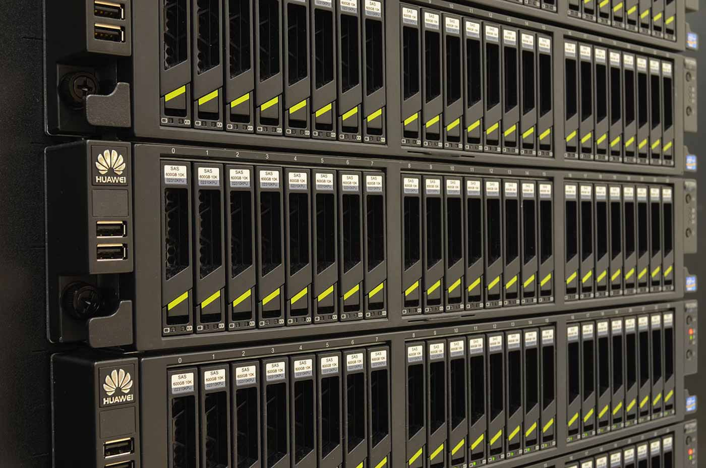Huawei rack server