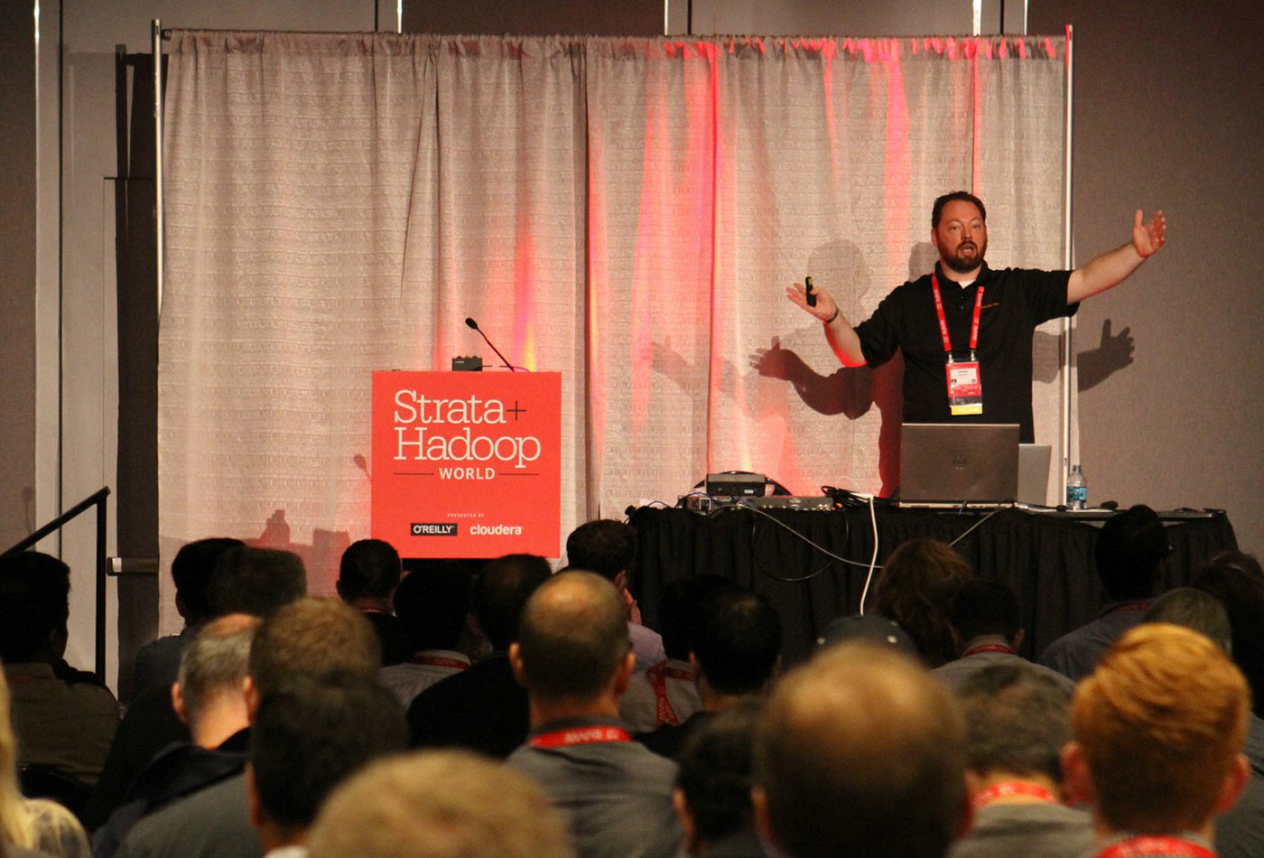 Jesse Anderson Strata + Hadoop World training.
