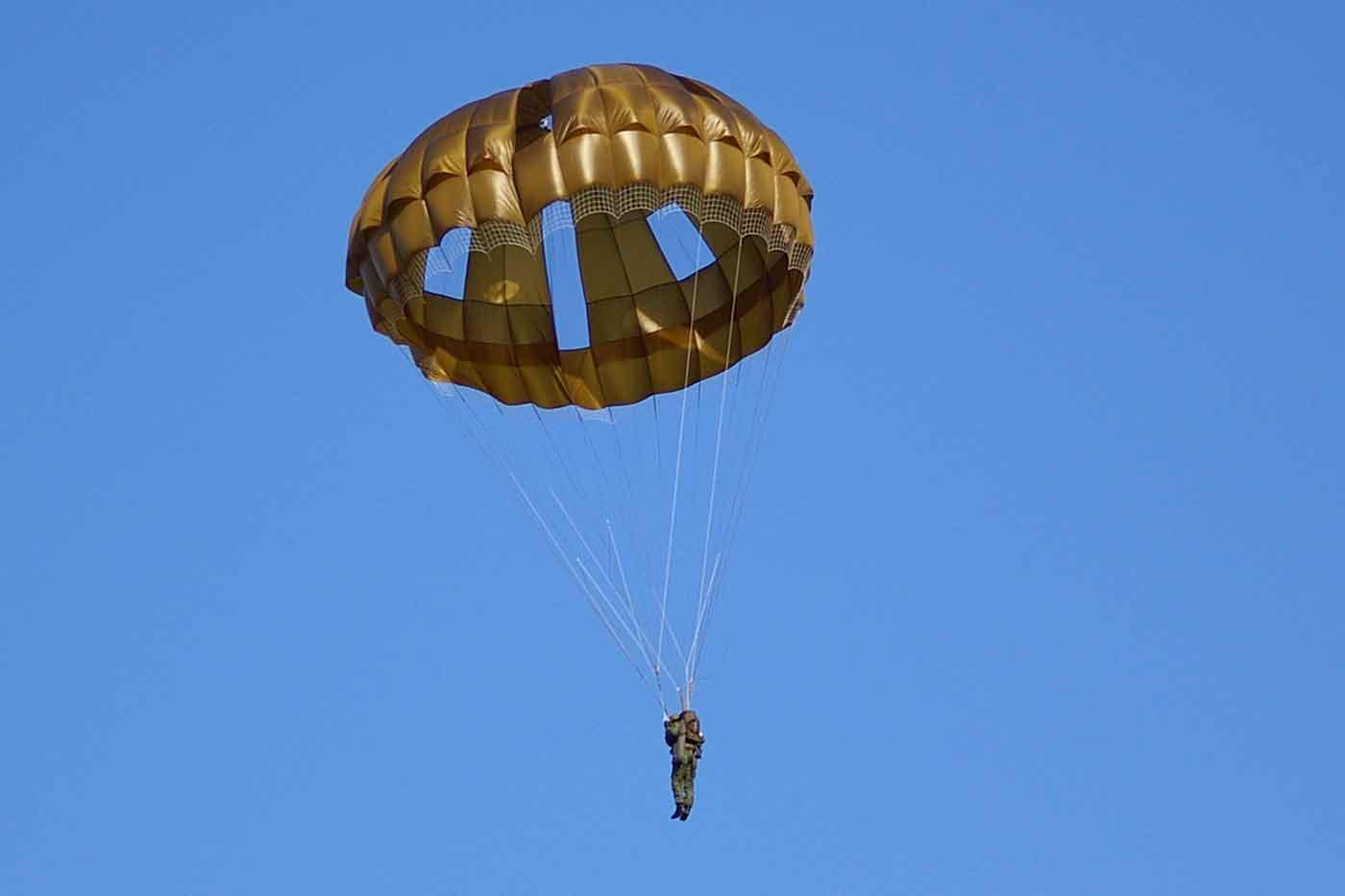JGSDF parachute
