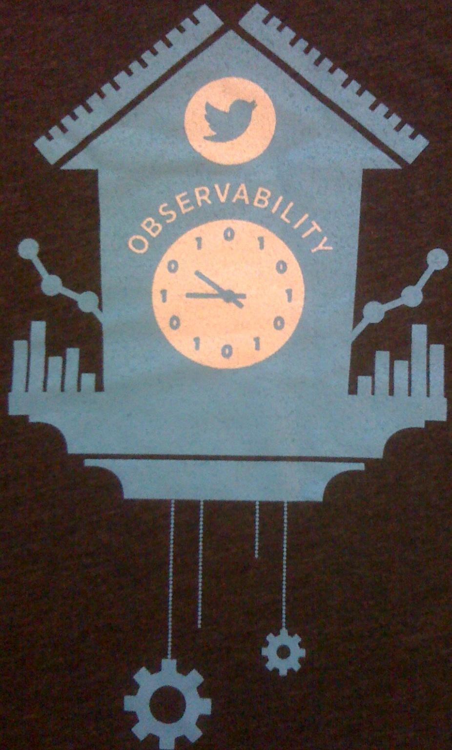 Logo of Twitter's Observability stack
