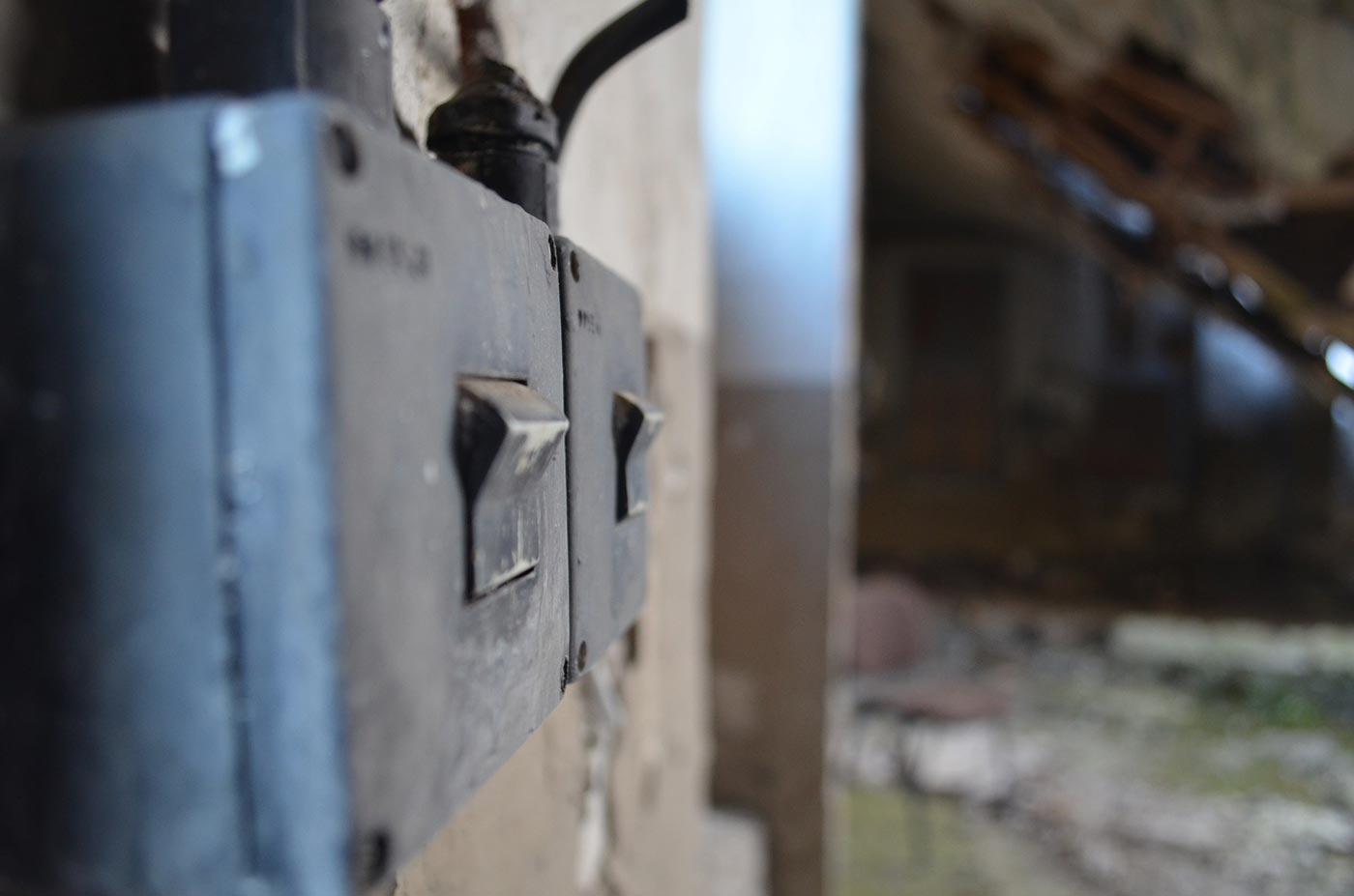 Old switches