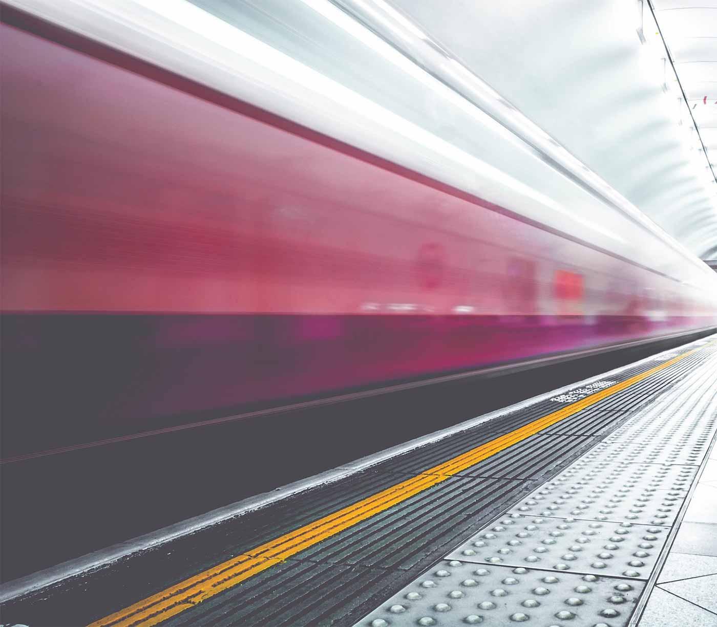 Fast subway