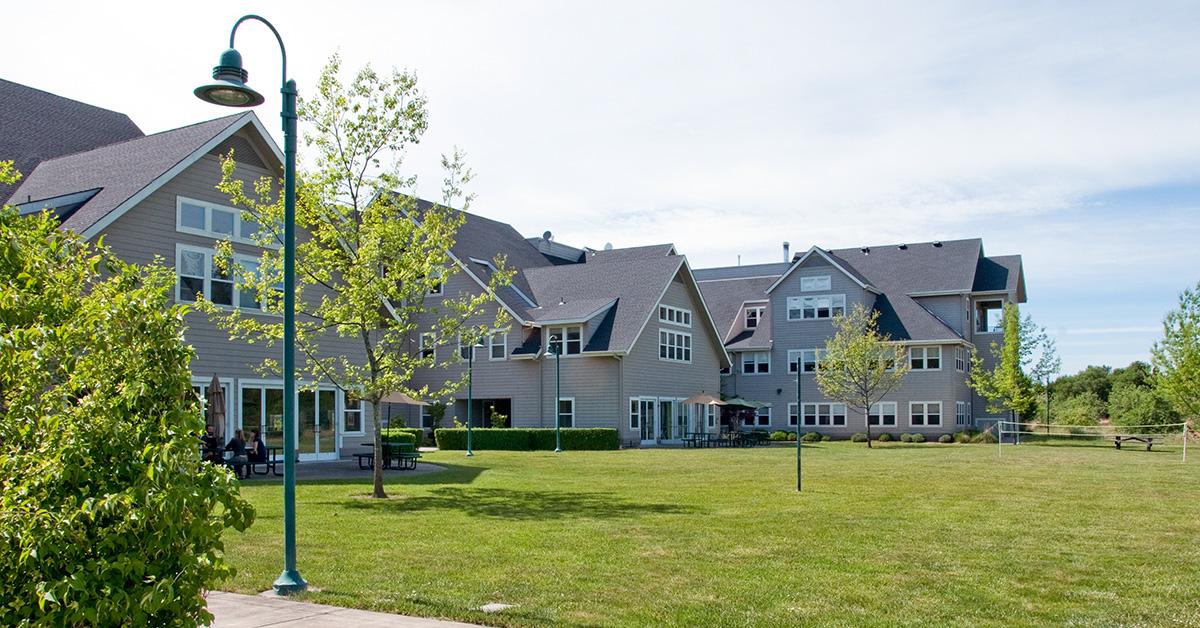 The O'Reilly campus in Sebastopol, California.