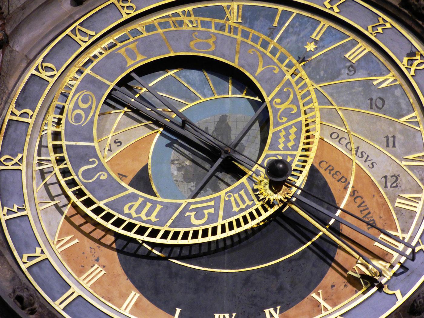 Orloj clock