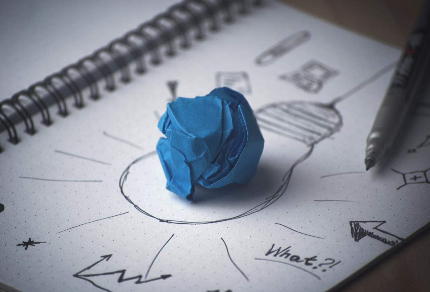 Idea sketch.