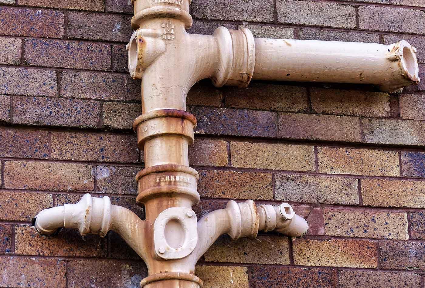 External plumbing