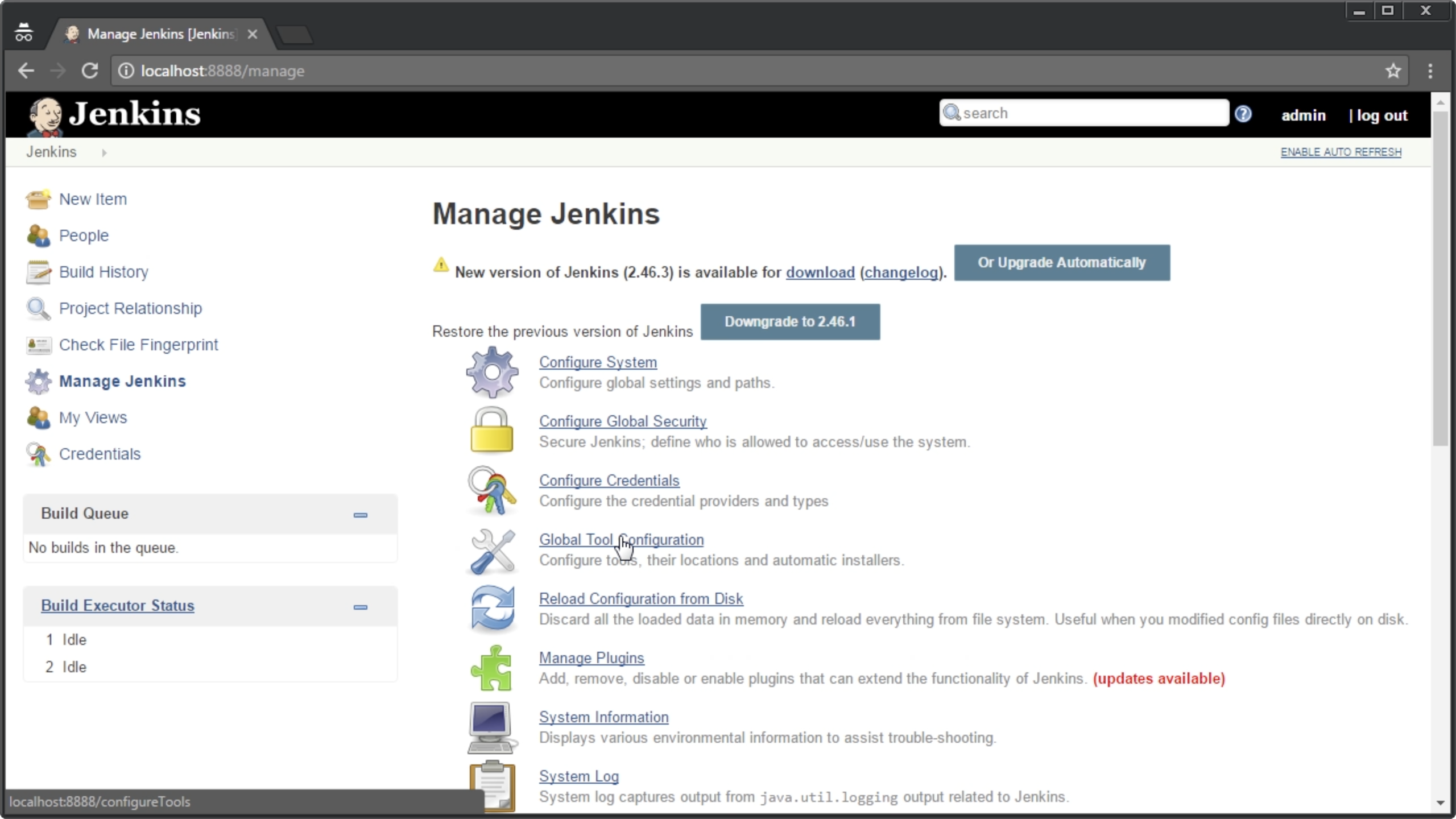 How do I integrate Ant with Jenkins?