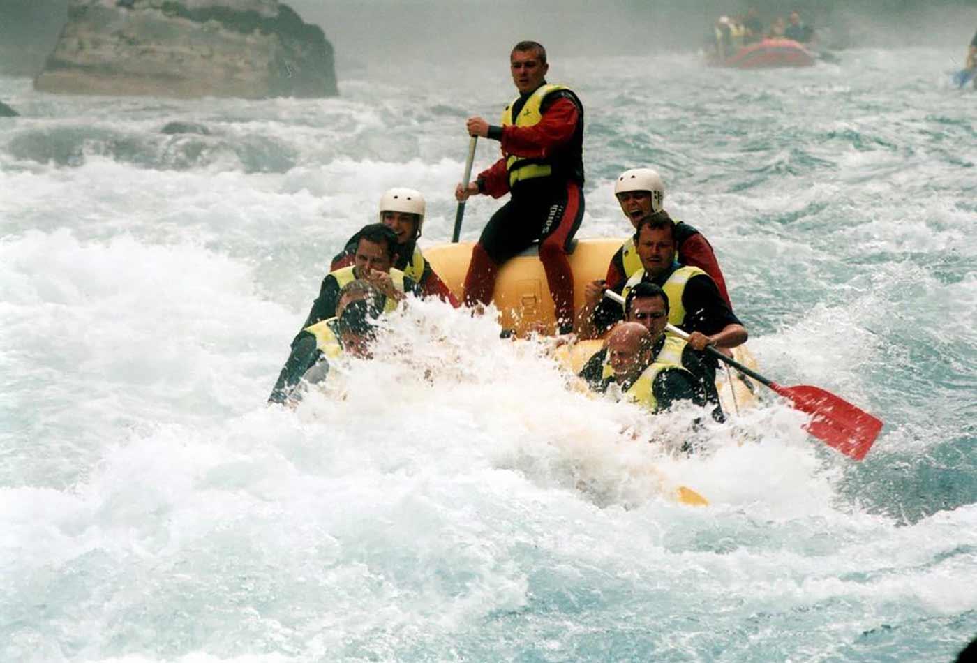 Tara River, 2006.