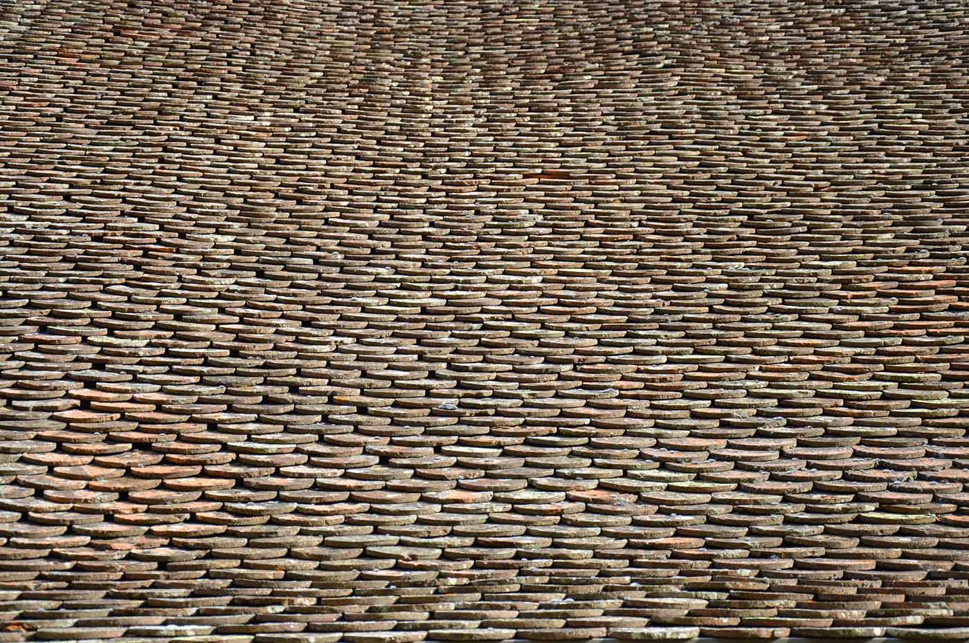 Rooftop shingles